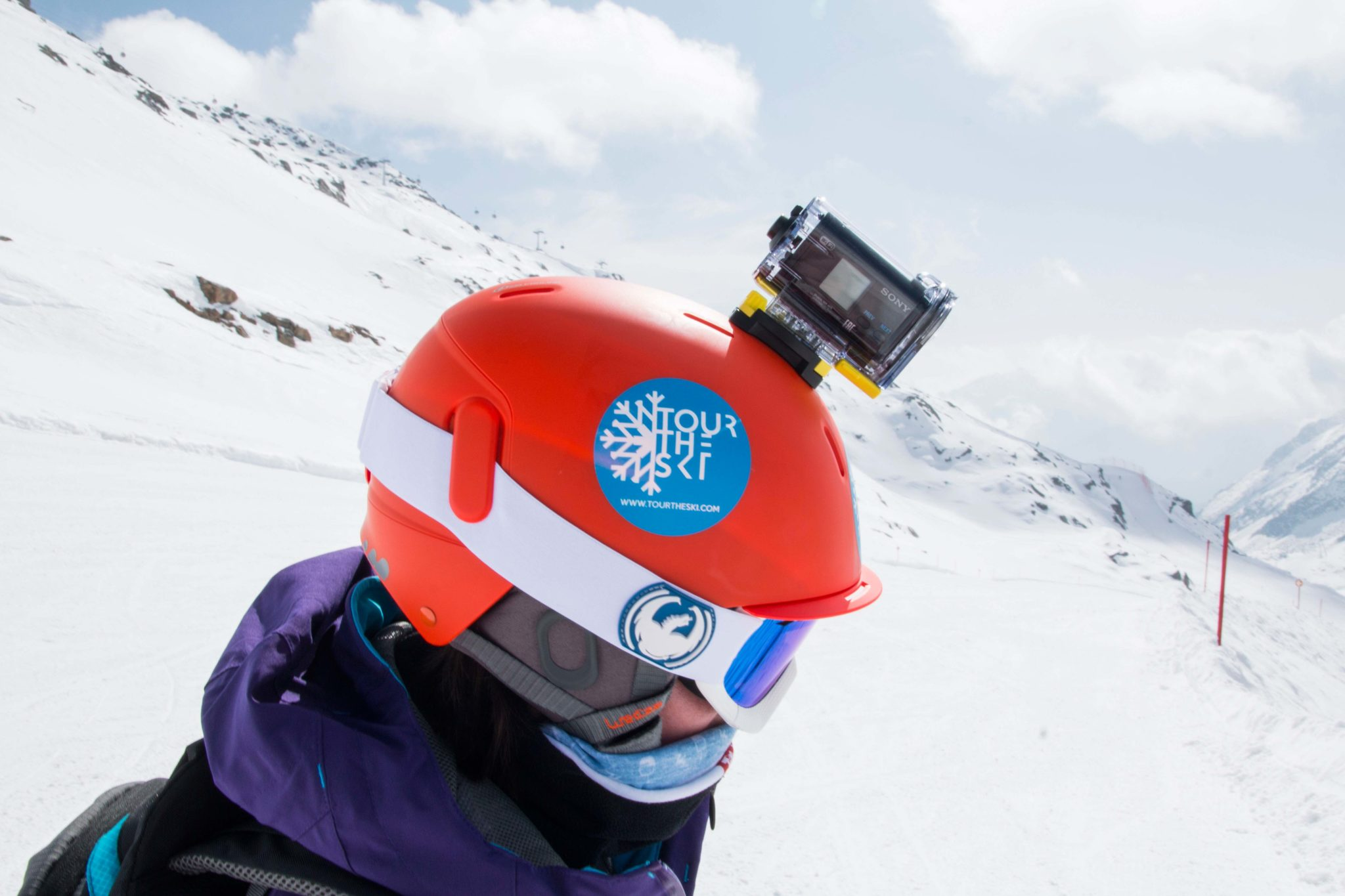 tour the ski - Austria 2015