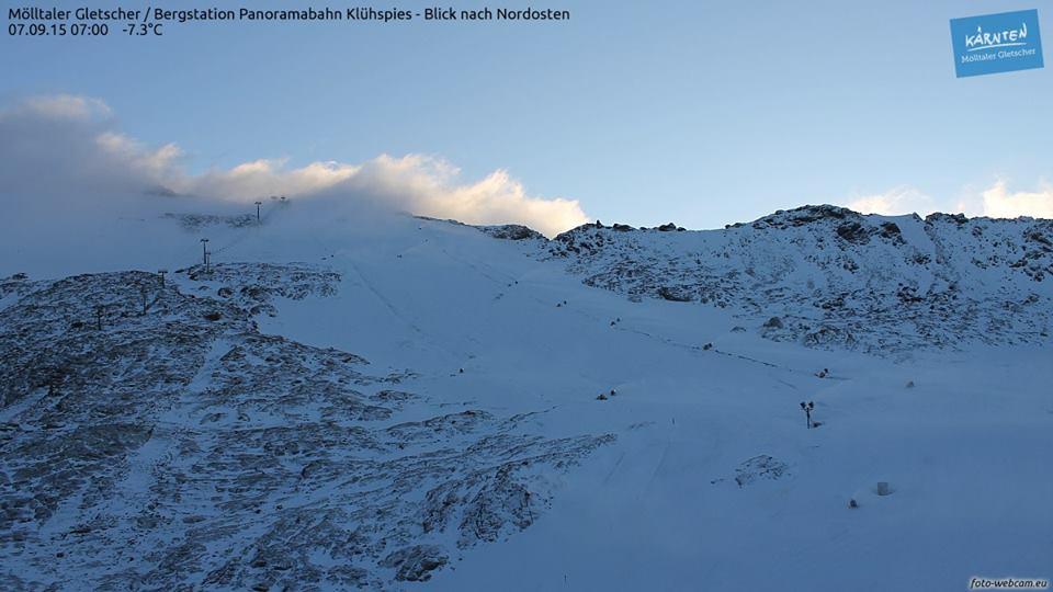 Mölltaler Gletscher (fot. via www.facebook.com/moelltaler.gletscher)
