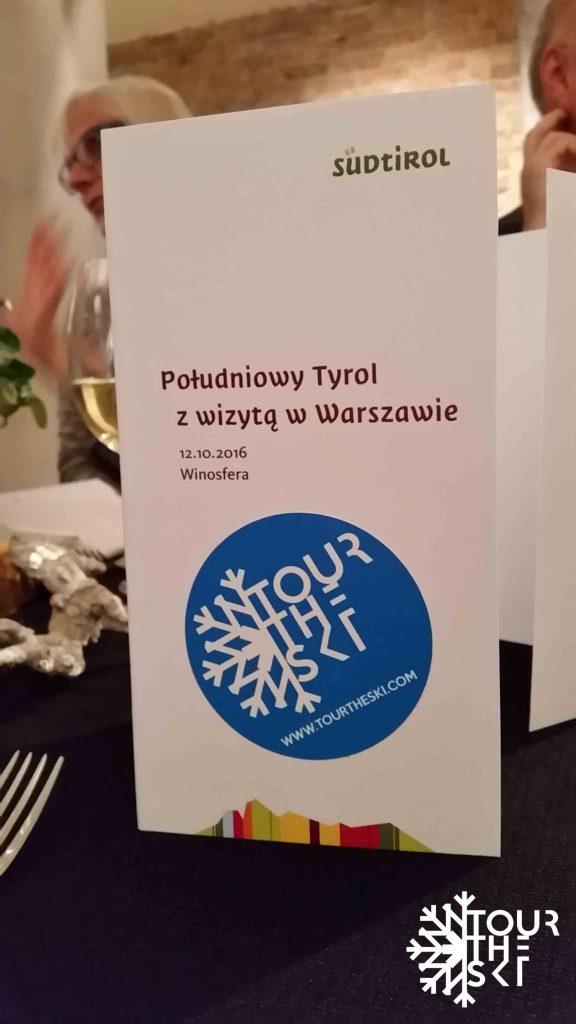 Południowy Tyrol w Warszawie 2016