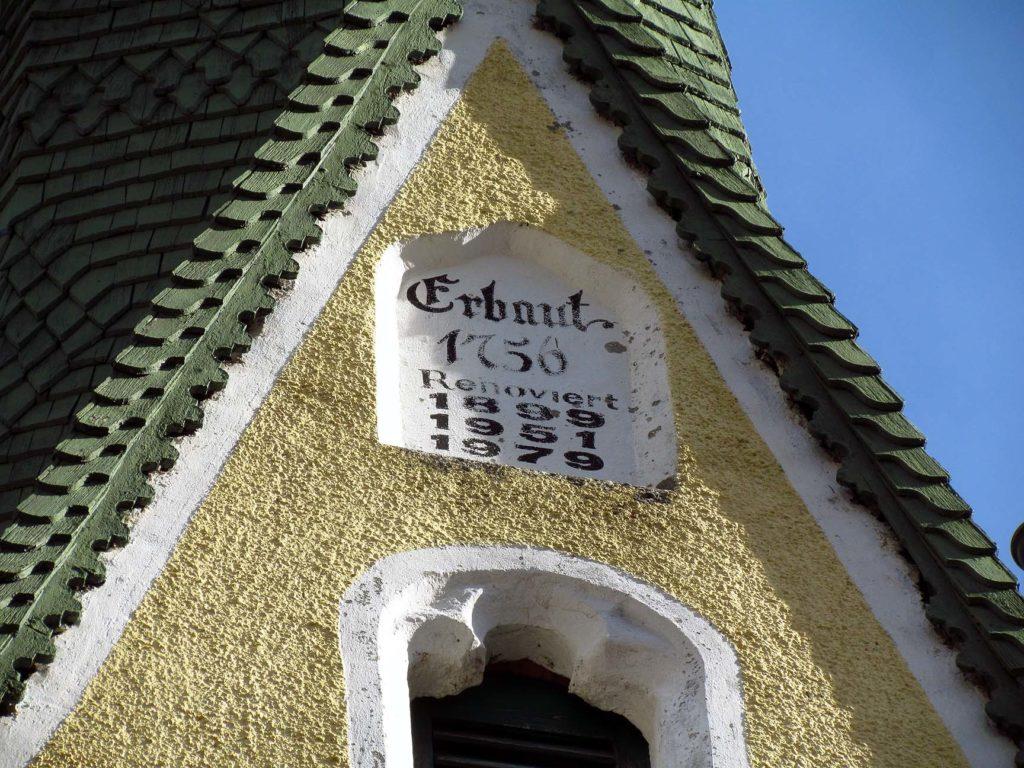kościół w Ischgl