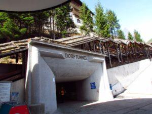 Ischgl Dorftunnel