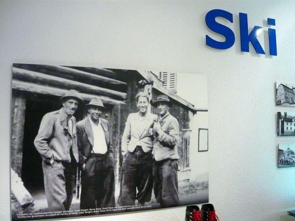 muzeum narciarstwa w Ischgl