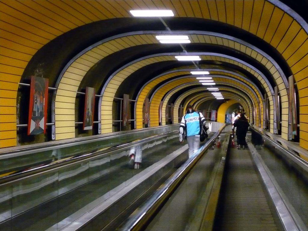 Dorftunnel w Ischgl