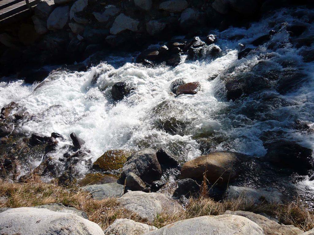 potok górki Ischgl