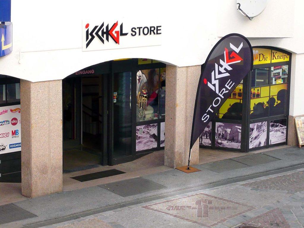 Ischgl store