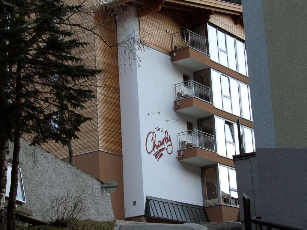 Hotel Charly Ischgl