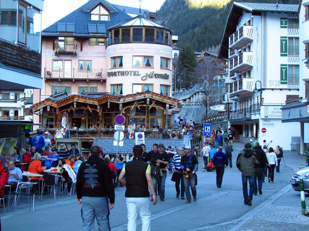 Ischgl apres-ski