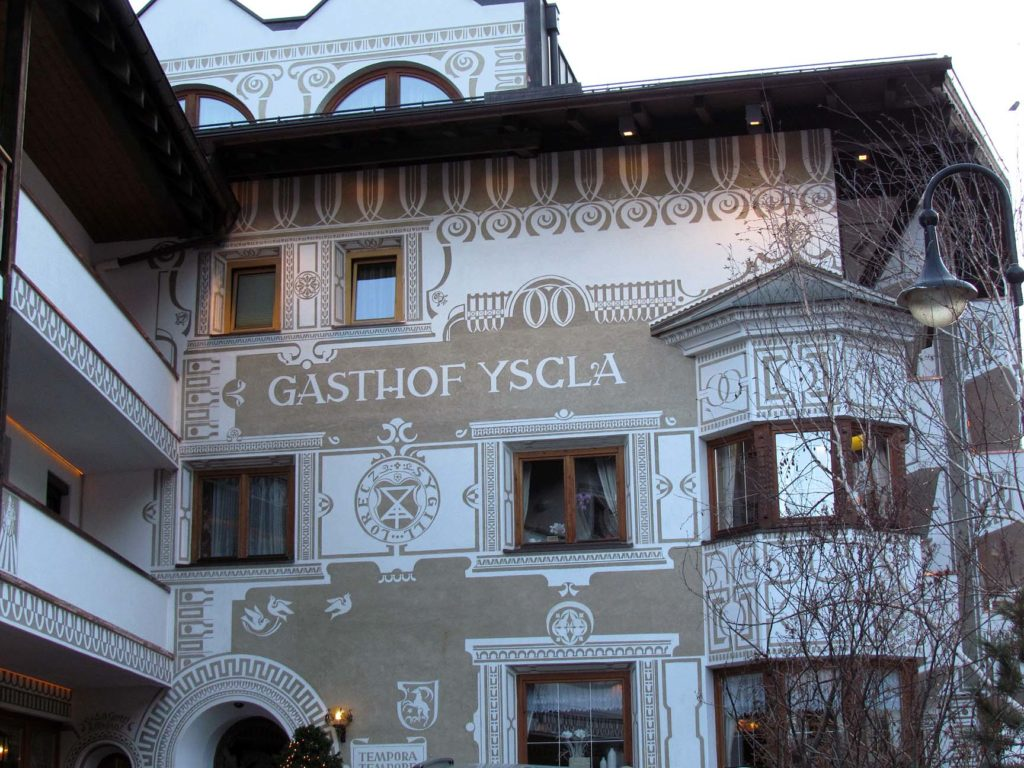 Gasthof Yscla