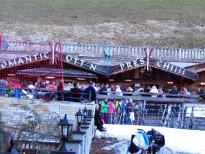 apres-ski w Ischgl
