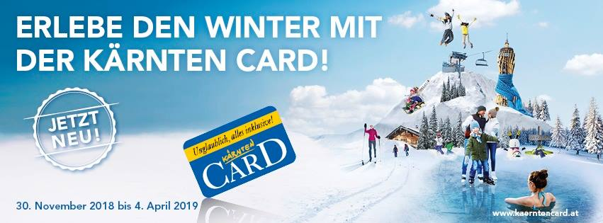 Winter-Kaernten-Card