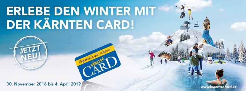 Winter-Kaernten-Card