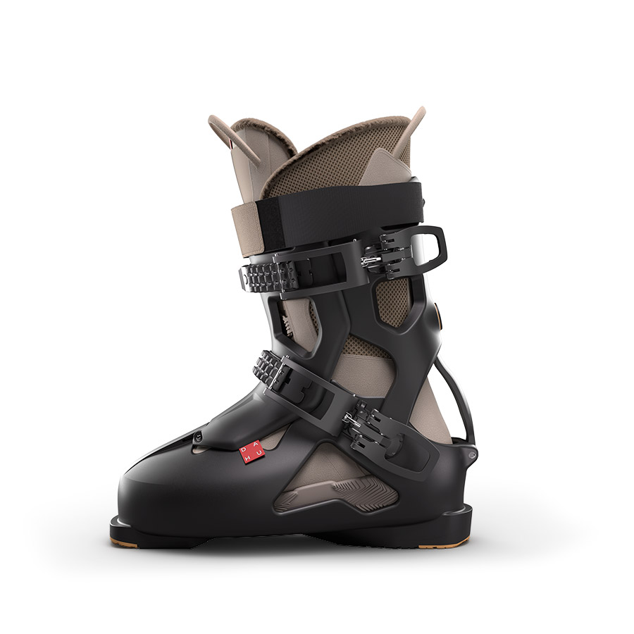 The Swiss Ski Boot - for men