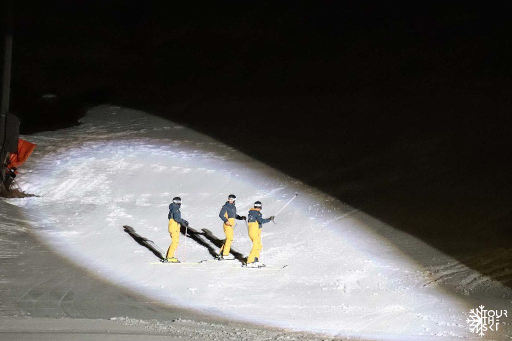 """Skishow """"Schneetreiben - The Snow must go on"""""""